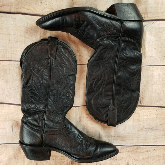 775251418 Laredo Shoes | Vintage Mens 12 Trucker Cowboy Boots | Poshmark